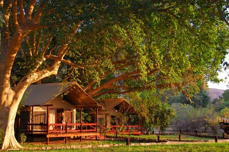 Lugenda Wilderness Camp – Mozambique