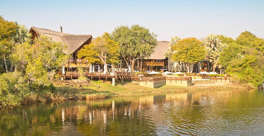 The David Livingstone Safari Lodge Amp Spa Zambia