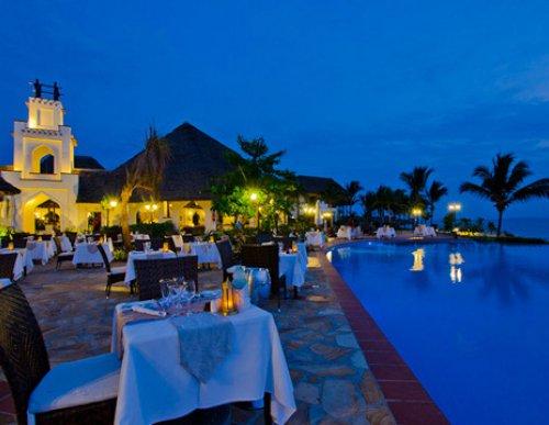 Sea Cliff Resort & Spa, Zanzibar
