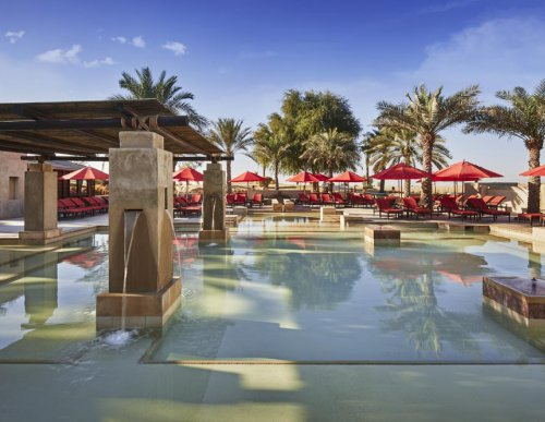 Bab Al Shams Resort, Dubai