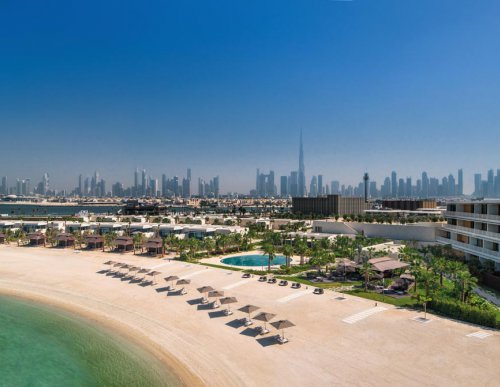 Bulgari Resort, Jumeira Bay, Dubai