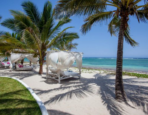 The Maji Beach Boutique Hotel, Diani, Kenya