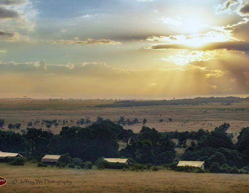 Porini Lion Camp, Masai Mara, Kenya