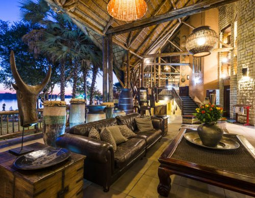 The David Livingstone Safari Lodge & Spa, Zambia